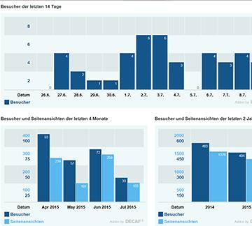 Web Statistik